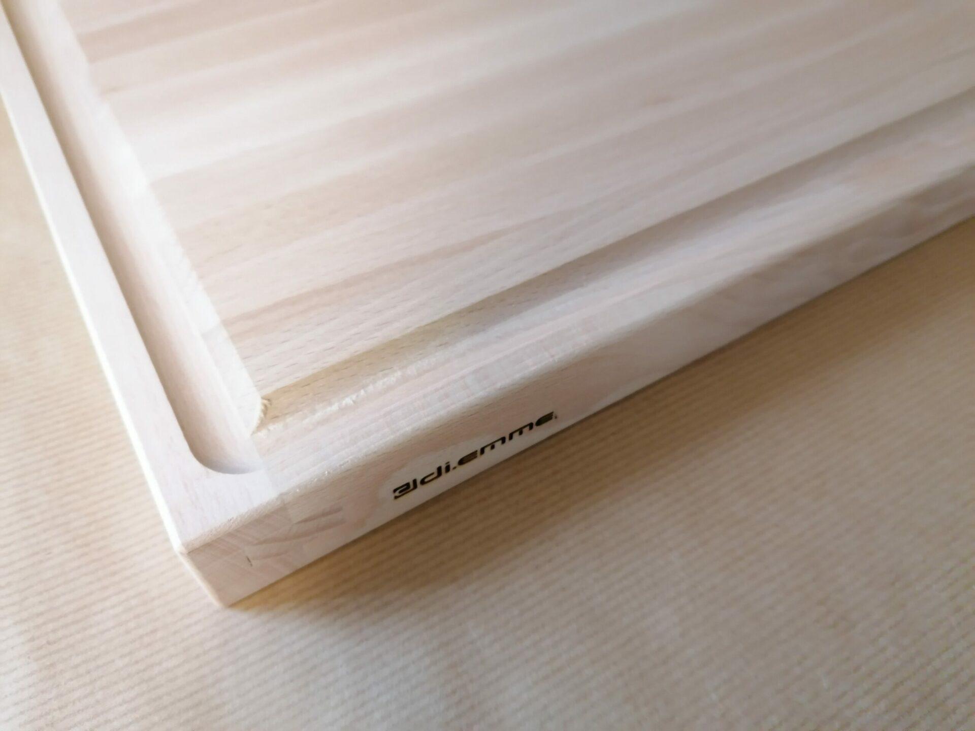 tagliere di legno linea Mary
